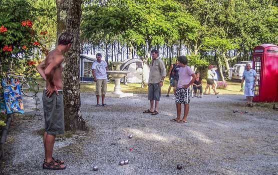 camping animations familiales