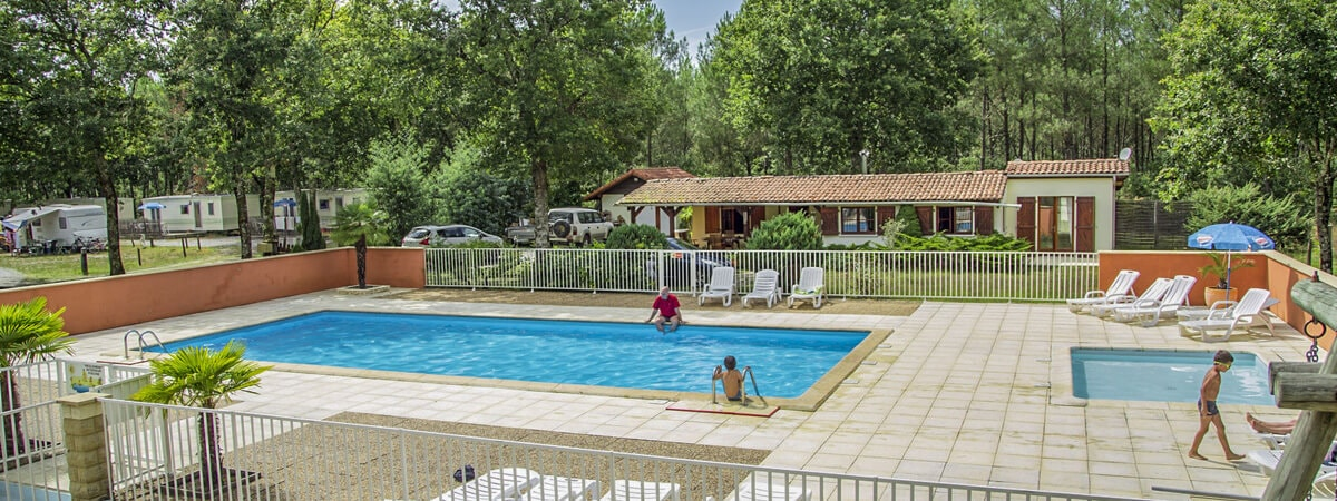 Camping 3 toiles landes camping avec piscine dans les Camping ardeche 3 etoiles avec piscine