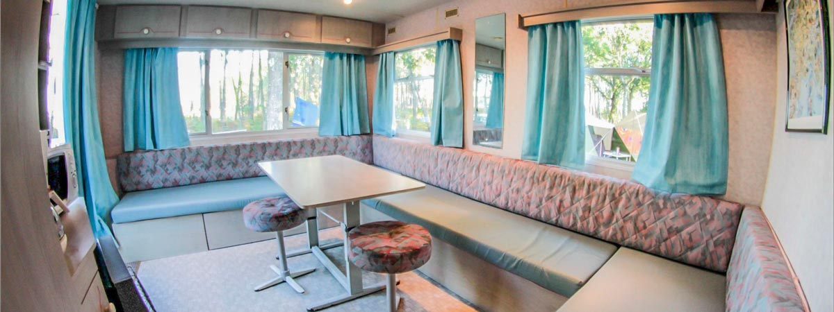 location mobil-home 2ch landes