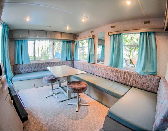 location mobil-home confort landes