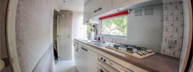 mobil-home 2ch camping landes