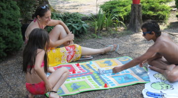 camping familial jeux