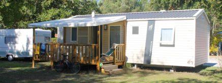 camping avec location pour famille dans les Landes