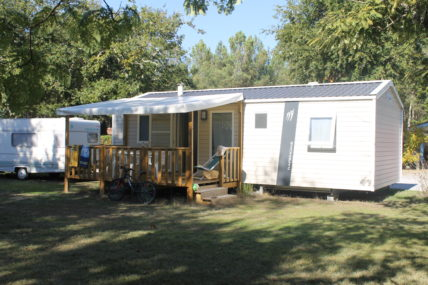 mobil-home family 3 chambres