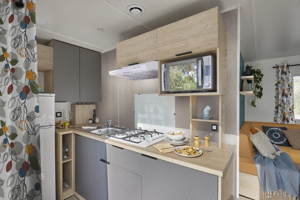 cuisine mobil-home callune