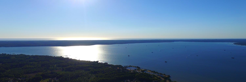les plus beaux lacs des landes